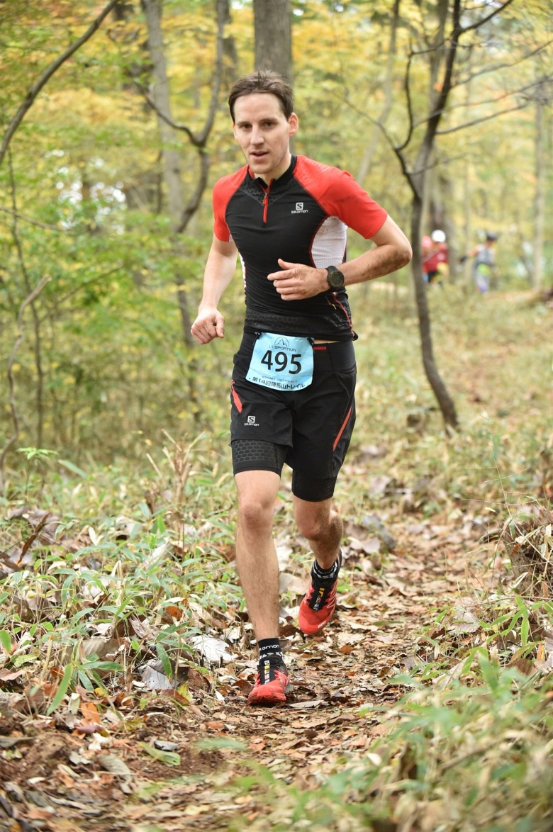23K Jinbayama Trail Running Race 02