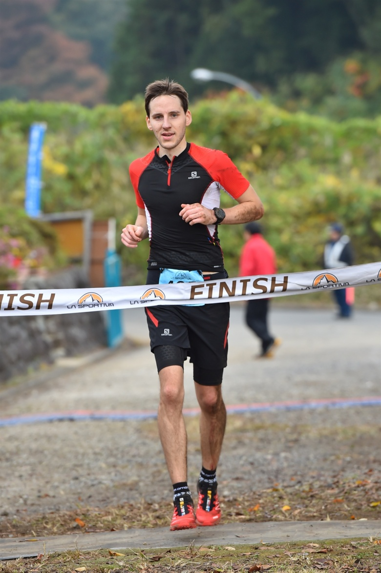 23K Jinbayama Trail Running Race 03
