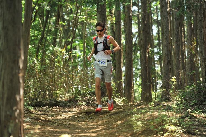 37K RaidLight Hanno Alps - Okumusashi Maruyama Trail Race 2